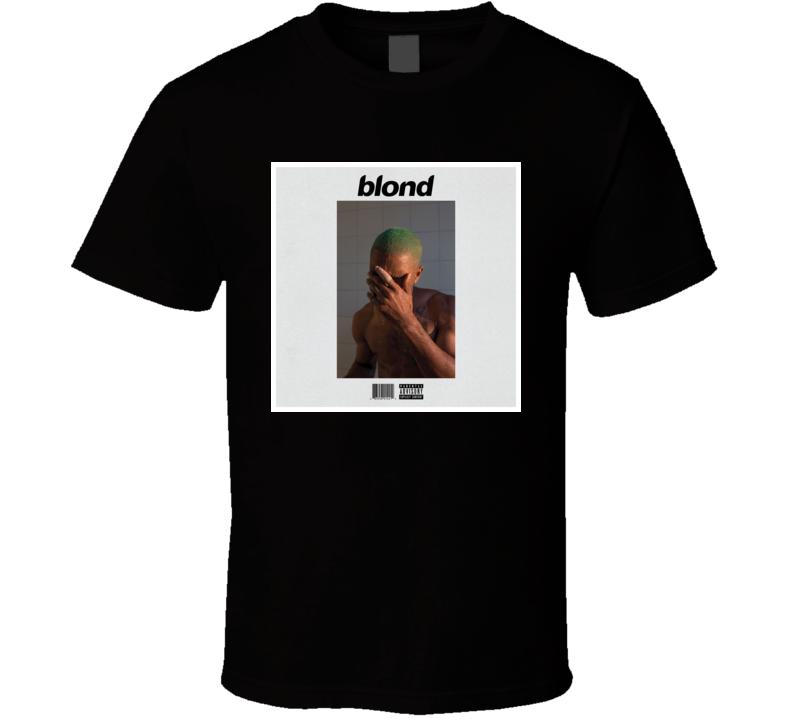Blonde Frank Ocean t shirt