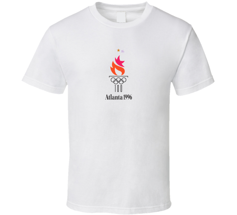 Atlanta 1996 Summer Olympics  T Shirt