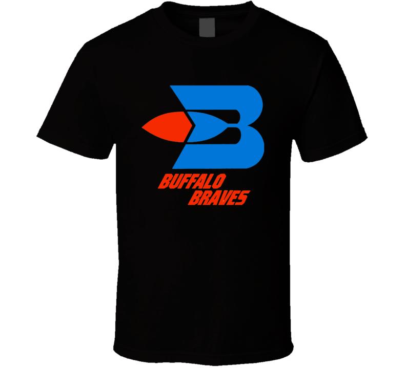 Buffalo Braves Basketball Logo T shirt