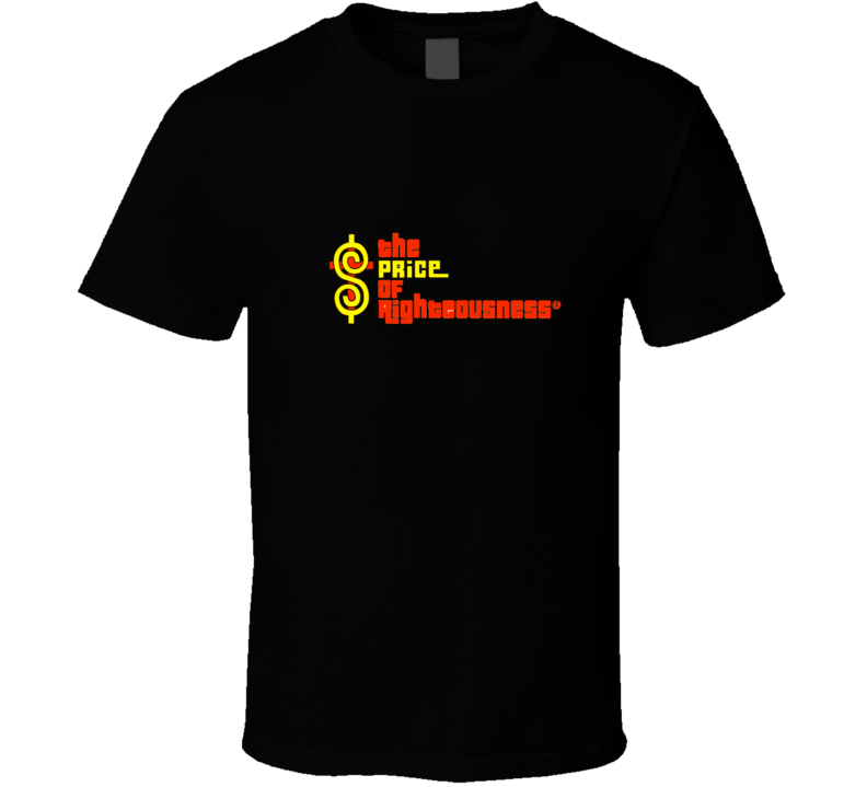 Drew Carey Homeboy Price is Right T shirt