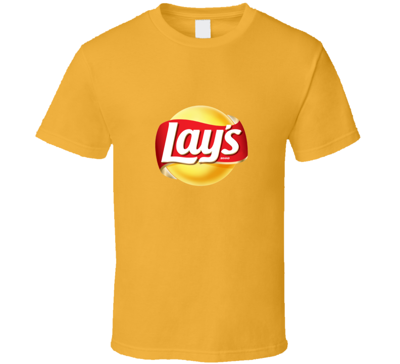 Lays chips  T shirt