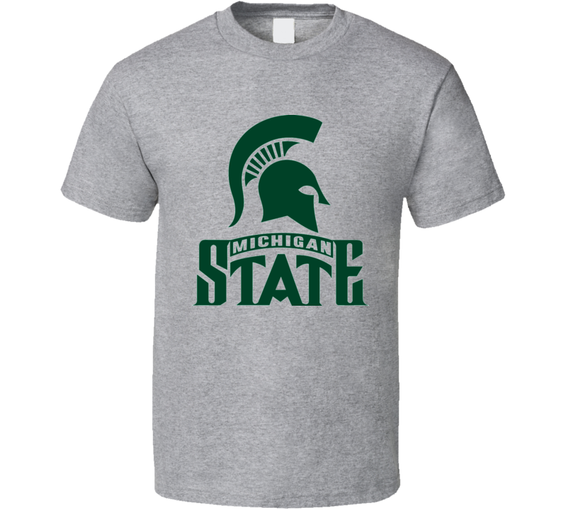 Michigan State Big Ten Football T shirt