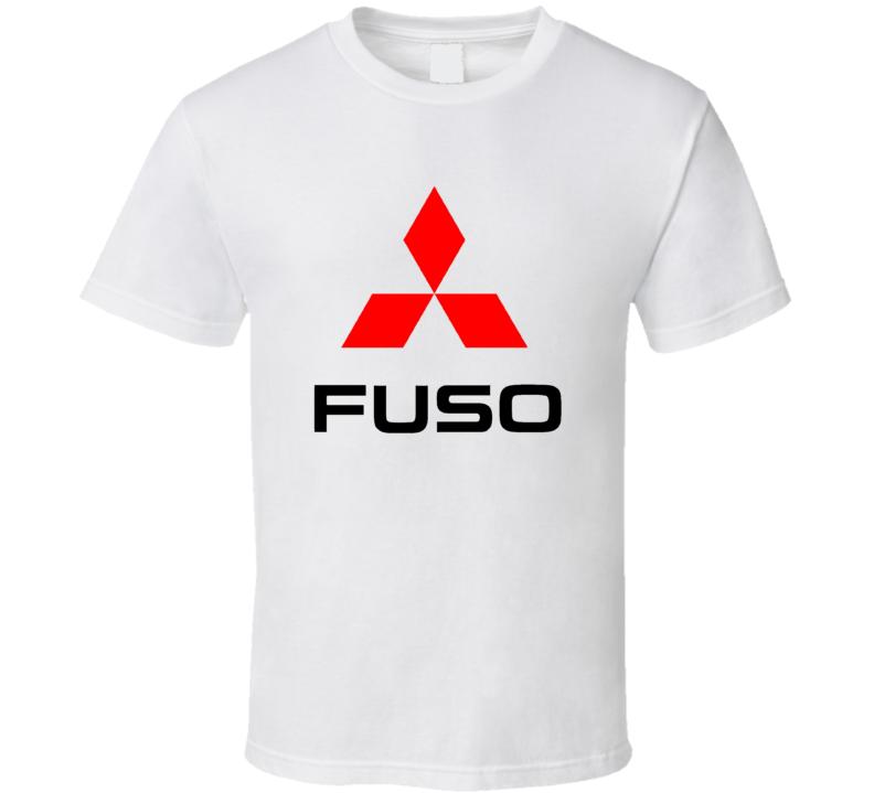 Mitsubishi Fuso Logo T shirt