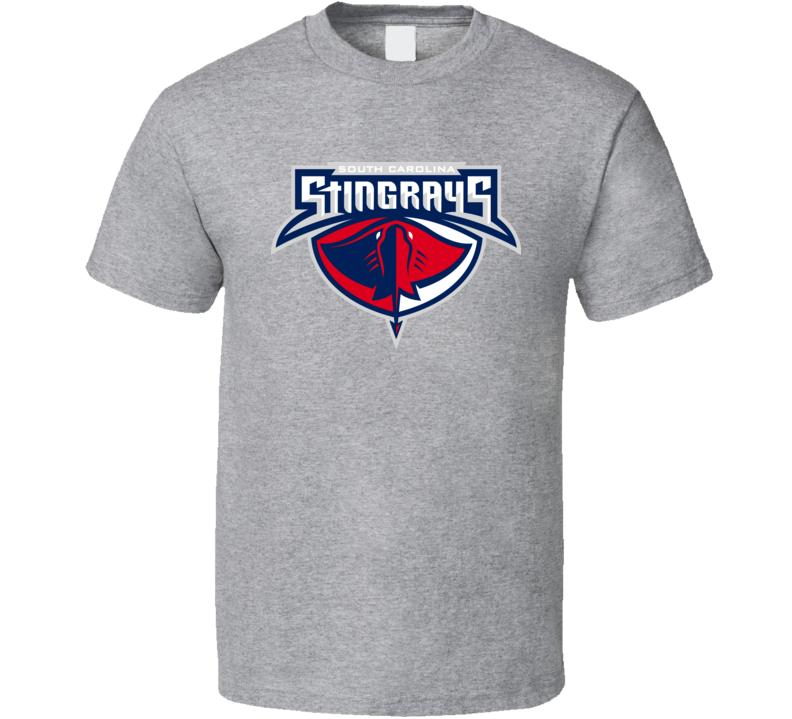 South Carolina Stingrays Hockey T shirt