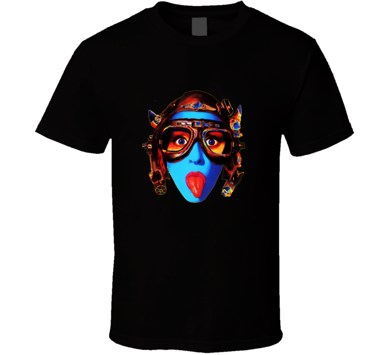 Tank Girl Movie T shirt