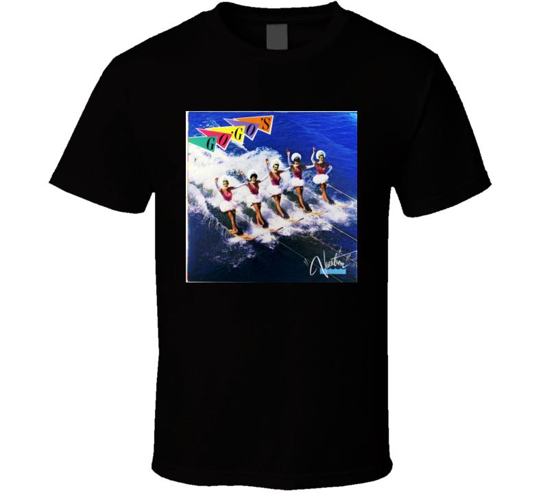 The Gogos Retro Girl Group T shirt