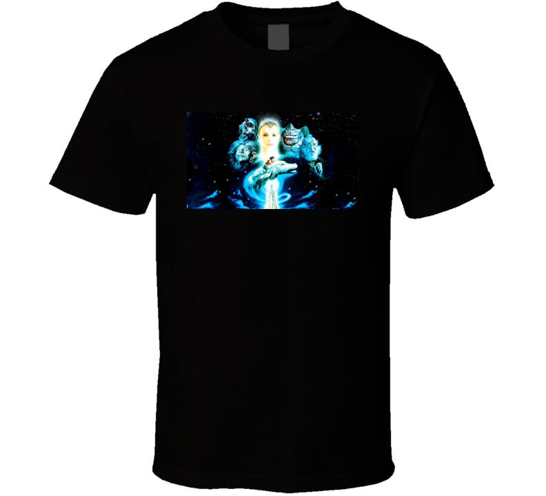 The Neverending Story Fantasy Movie T shirt