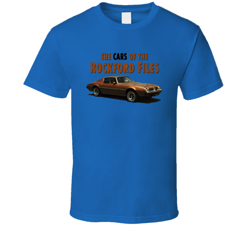 The Rockford Files T shirt
