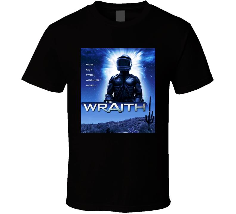 The Wraith Movie T shirt