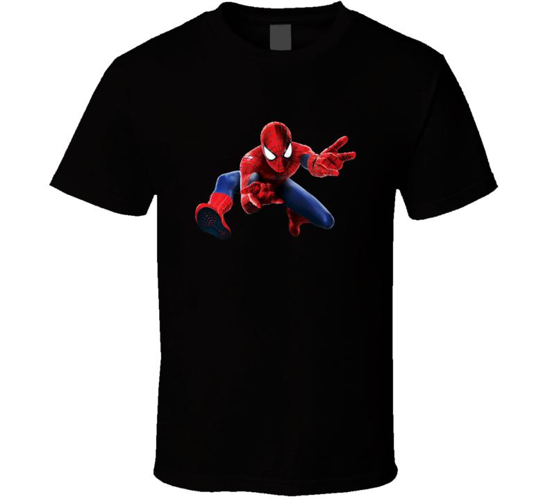 Tom Holland Spiderman T shirt