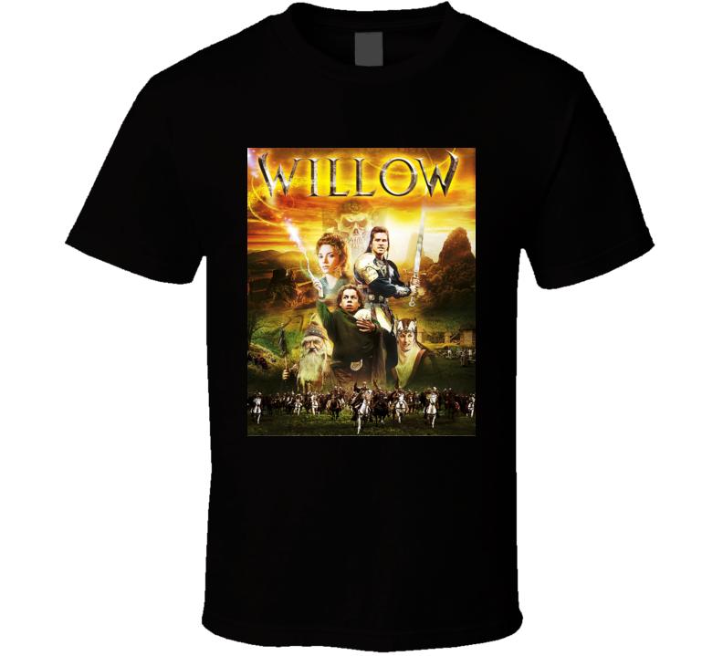 Willow Movie T shirt
