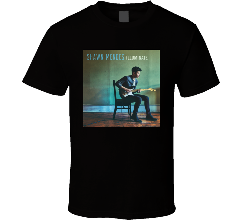 Illuminate Shawn Mendes Album T shirt