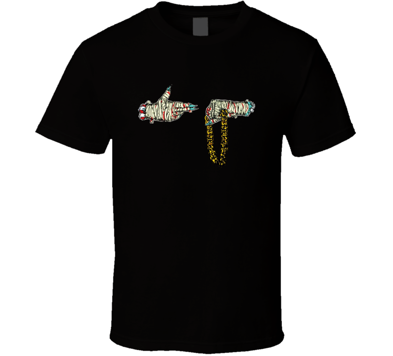 Run The Jewels 3 Run The Jewels Album T-Shirt