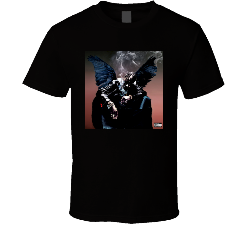Birds In The Trap Sing McKnight Travis Scott Album T shirt