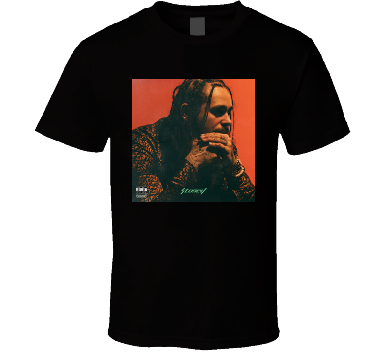 Stoney Post Malone Album T shirt