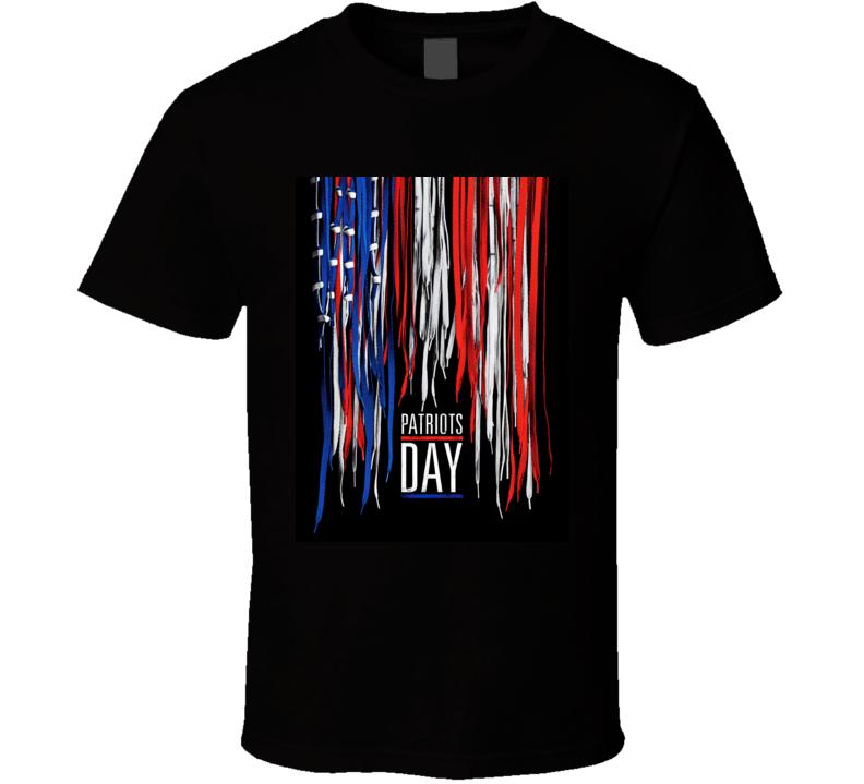 patriots day movie t shirt