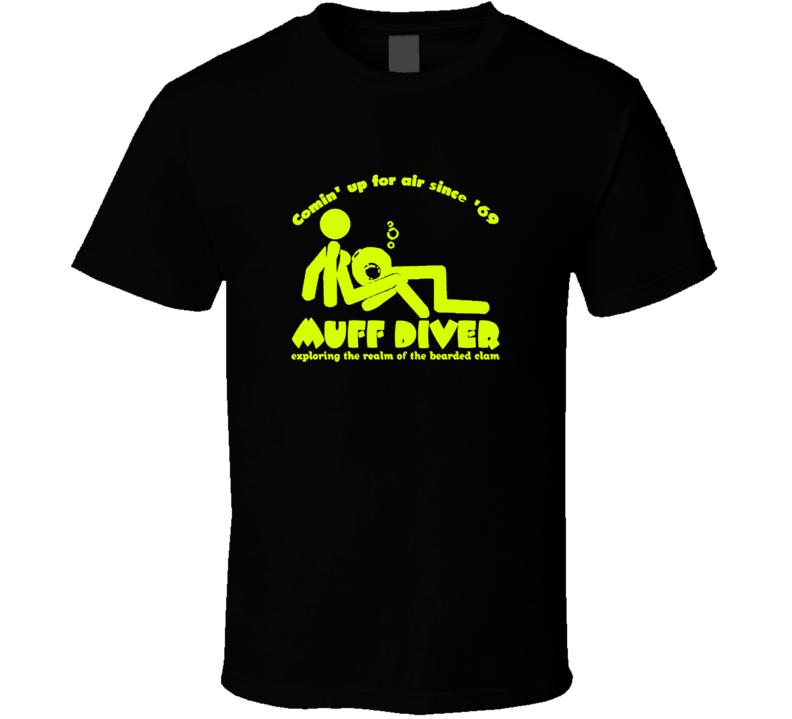 muff T Shirt