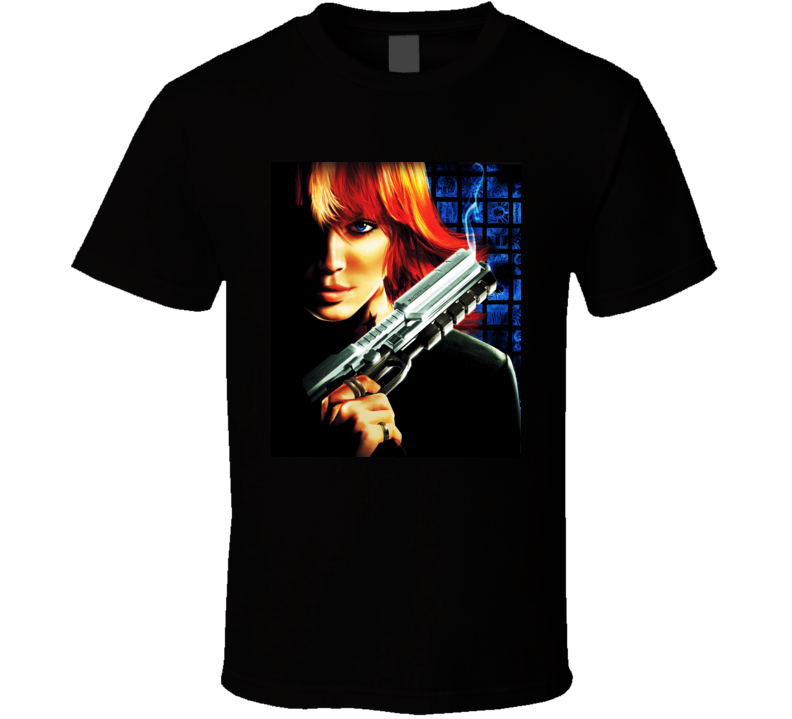 perfect dark games t shirt