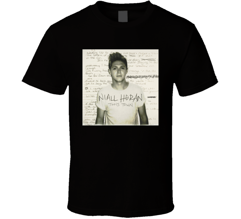 This Town Niall Horan t shirt