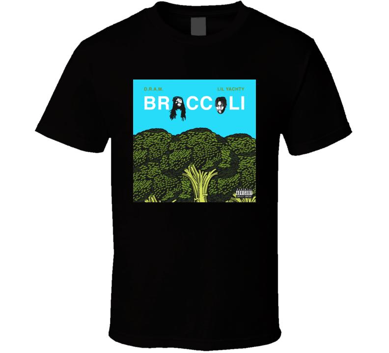 Broccoli D.R.A.M. Lil Yachty t shirt