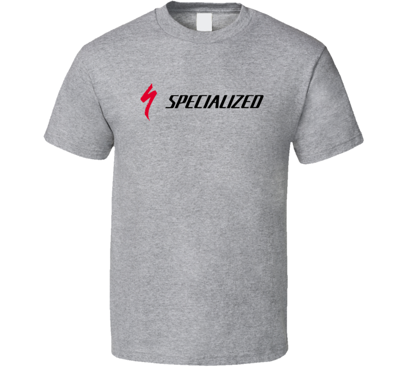 specialized bike bicycle cycling t shirt