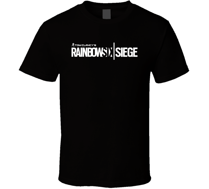 Rainbow Six Siege T Shirt