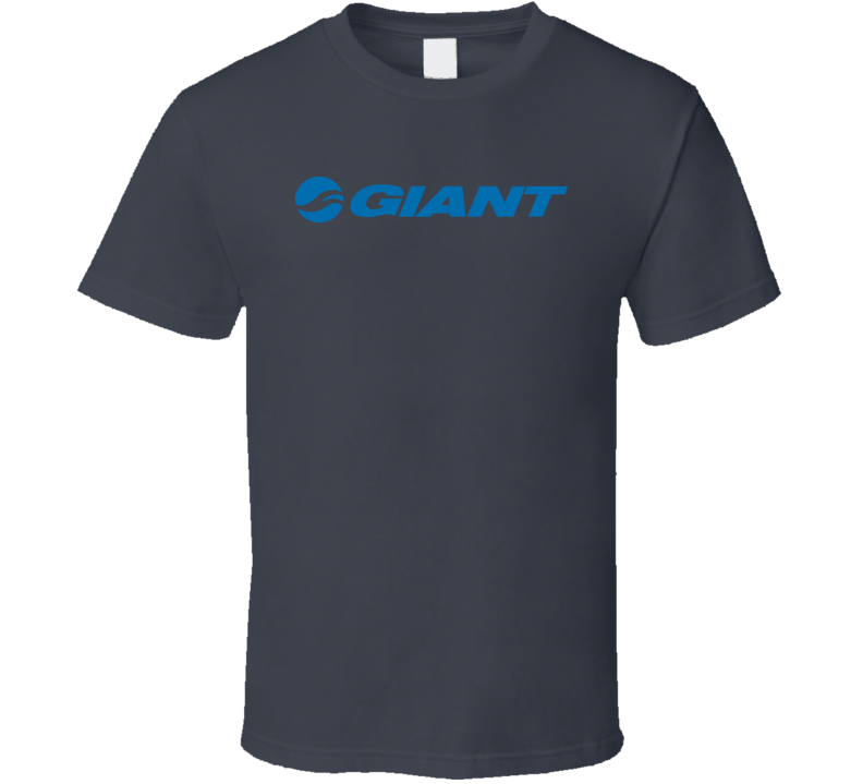 Giant bicycle Bike Cycling logo T Shirt