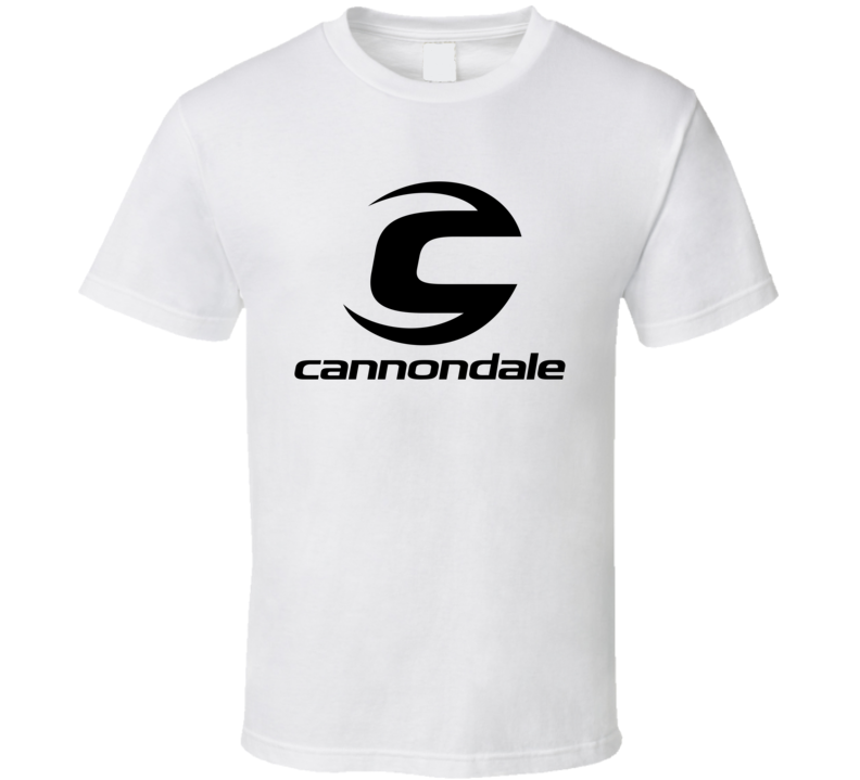 Cannondale logo t shirt