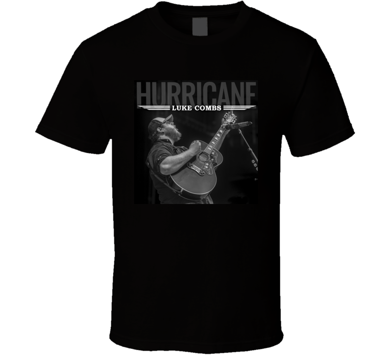 Hurricane Luke Combs t shirt