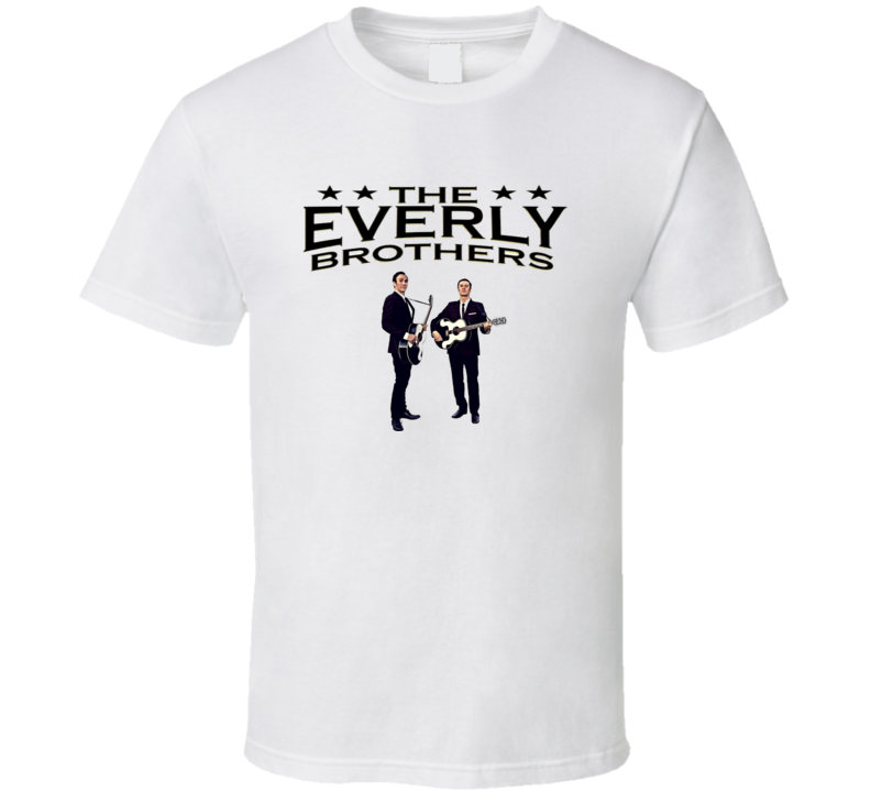 Everly Brothers Bye Bye Love t shirt