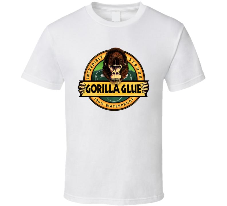 gorilla super glue t shirt