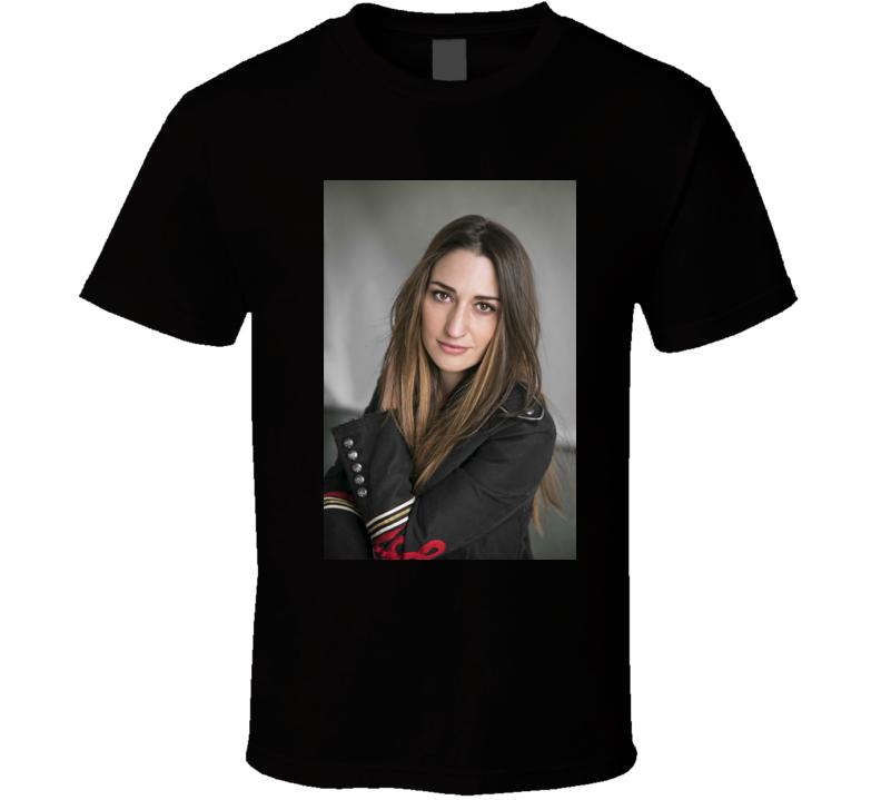 Sara Bareilles Brave t shirt