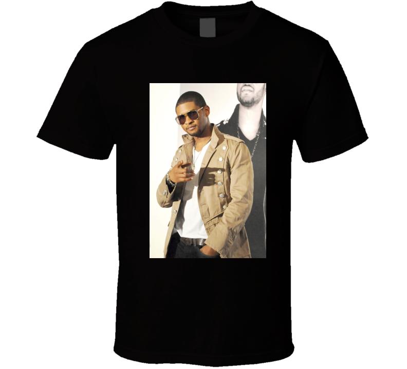 Usher Scream t shirt