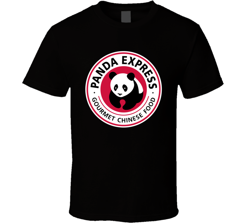 Panda Express gourmet chinese food t shirt
