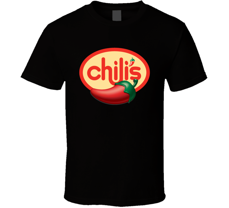 Chili's Fast Food t shirt