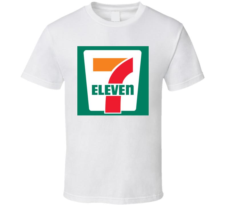 7 11 Eleven t shirt