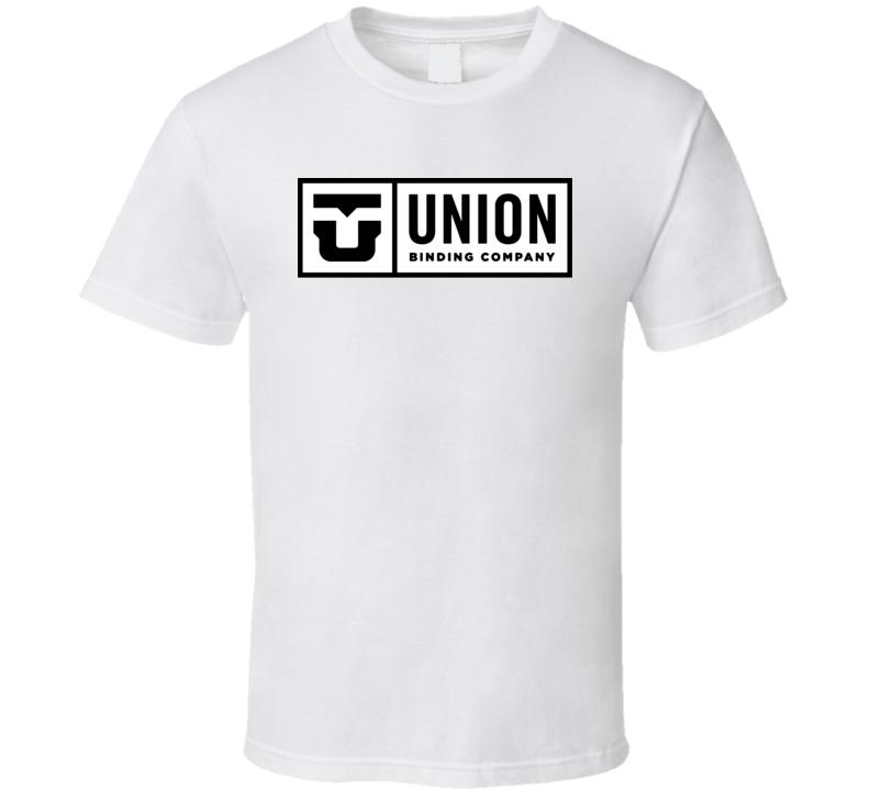 union binding company t shirt
