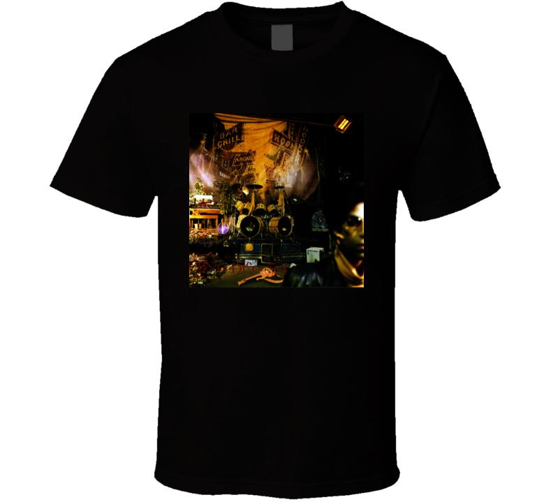Prince - Sign 'o' The Times Album T Shirt