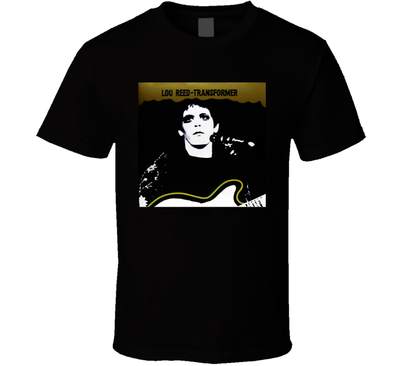 Lou Reed Transformer T Shirt