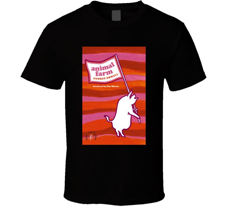 Animal Farm Novel Cover T-shirt
