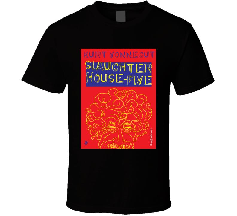 Slaughterhouse Five Novel Cover Tshirt