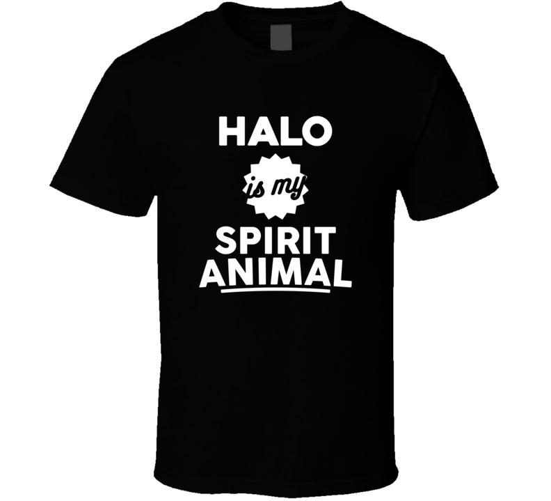 Halo Spirit Animal T Shirt