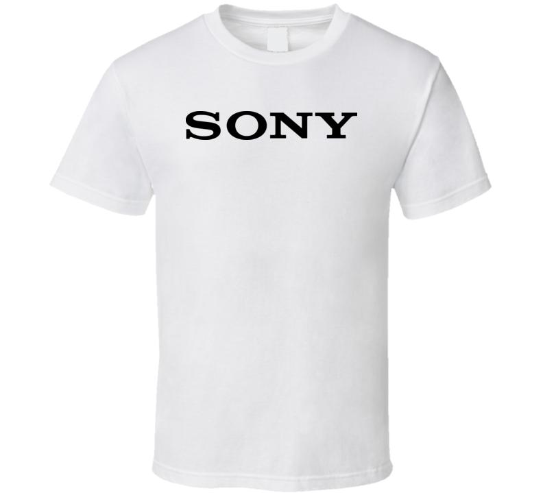 Sony Logo T-shirt