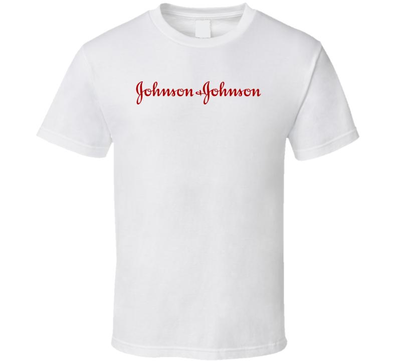 Johnson Logo T-shirt