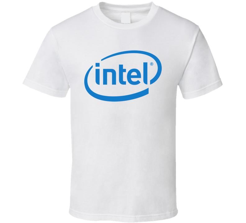 Intel Logo T-shirt