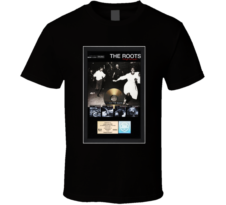 The Roots Things Fall Apart T-shirt