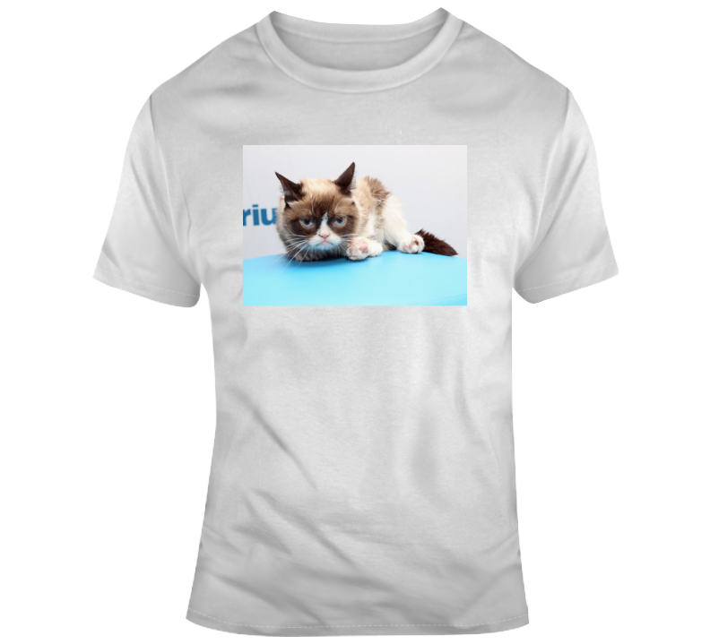 Grumpy Cat Rip T Shirt
