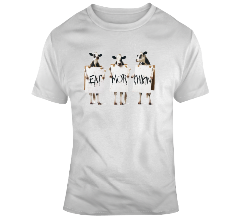 Eat Chicken T Shirt