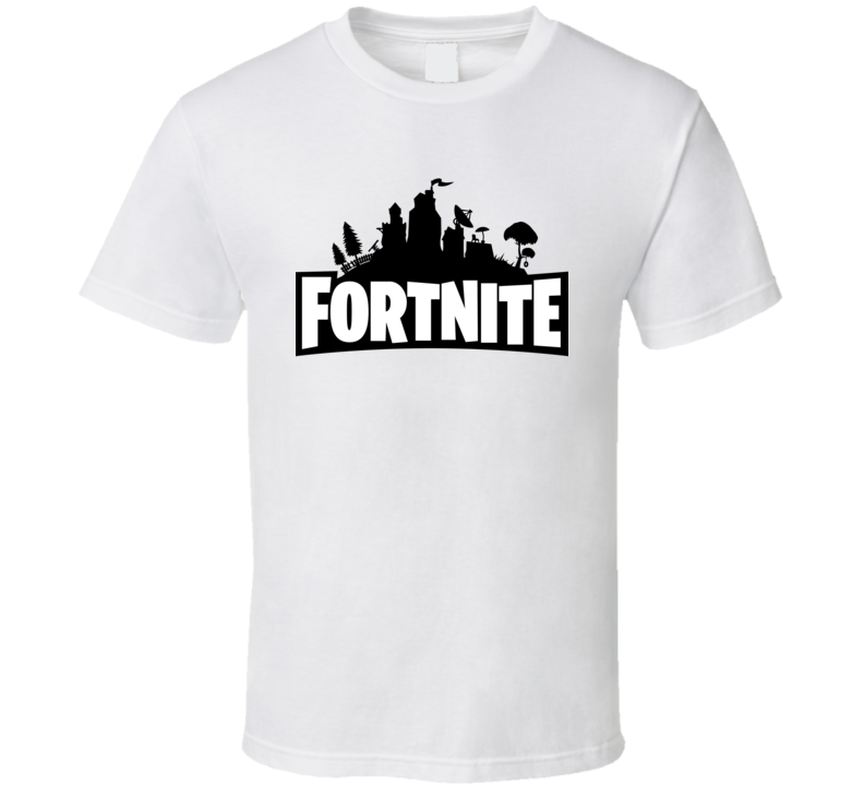 Fortnite Logo T Shirt