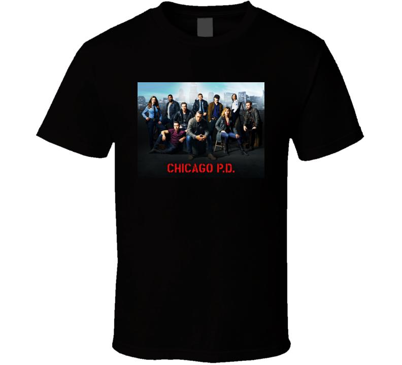 Chicago Pd Drama T Shirt